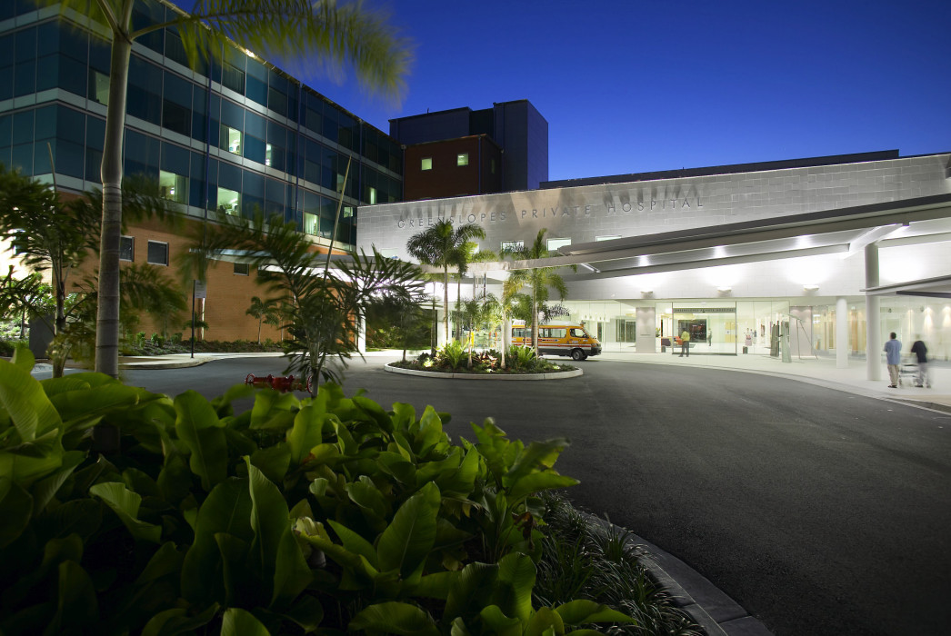 Phillips Smith Conwell — Greenslopes Private Hospital