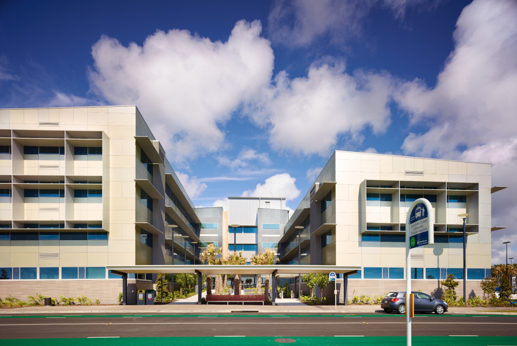 Sunshine Coast University Private Hospital, Ramsay Health Care, Phillips Smith Conwell, PSC Architects, SCUPH, Hospital architecture, australian architecture, queensland architect, brisbane architect, sunshine coast architect, health design, health architecturel