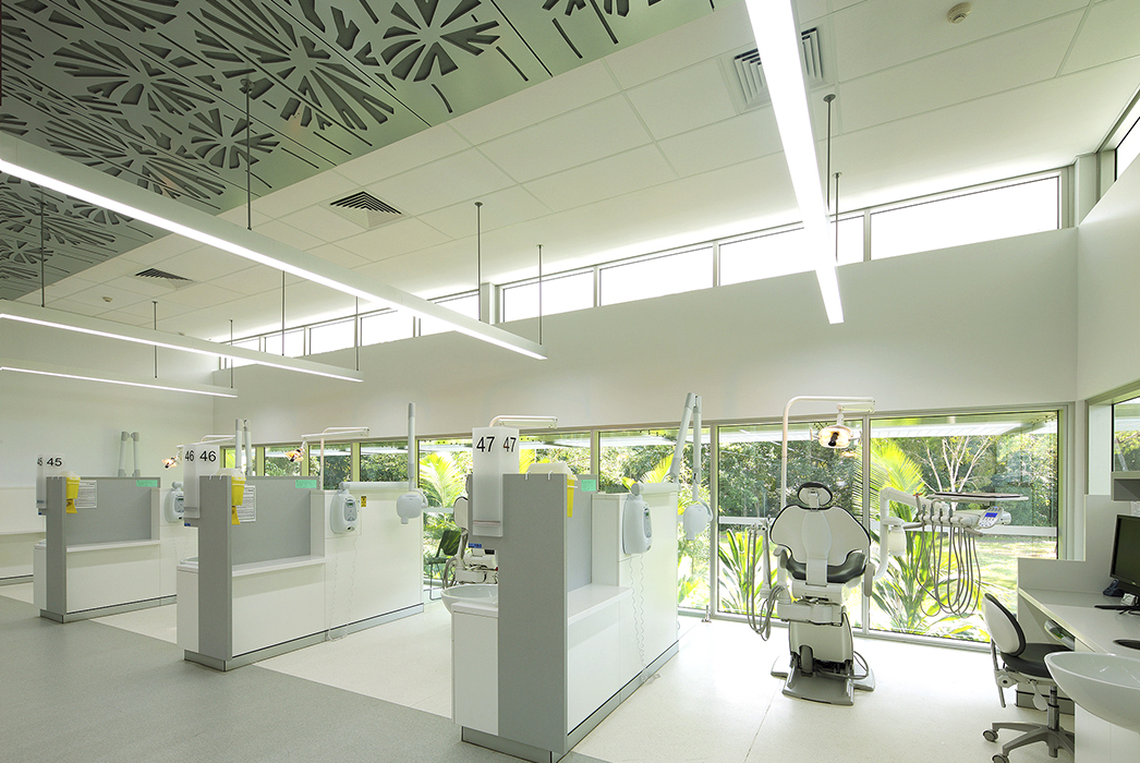 James Cook University, Oral Health, Cairns, Dentistry design, health care design, health architecture, phillips smith conwell, queensland architect, australian architect, psc architects, brisbane architect