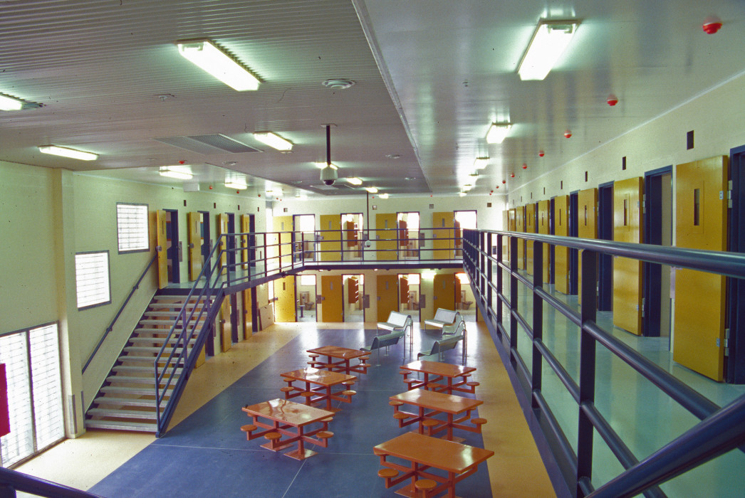 Phillips Smith Conwell  U2014 Woodford Correctional Centre Expansion