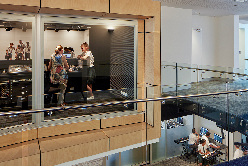 Westside Christian College, Education architecture, high school design, creative industries precinct, phillips smith conwell, brisbane architects, queensland architects, australian architects