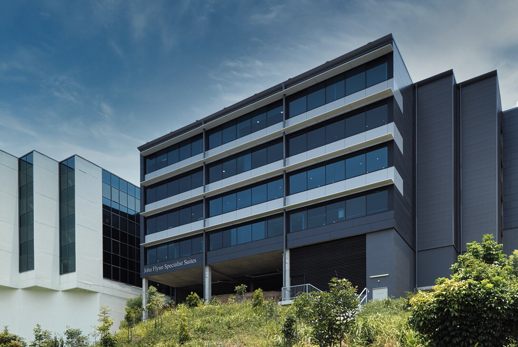 Phillips Smith Conwell, PSC Architects, Medical suites design, medical architecture, health architecture, health design, queensland architecture, queensland architect, australian architect