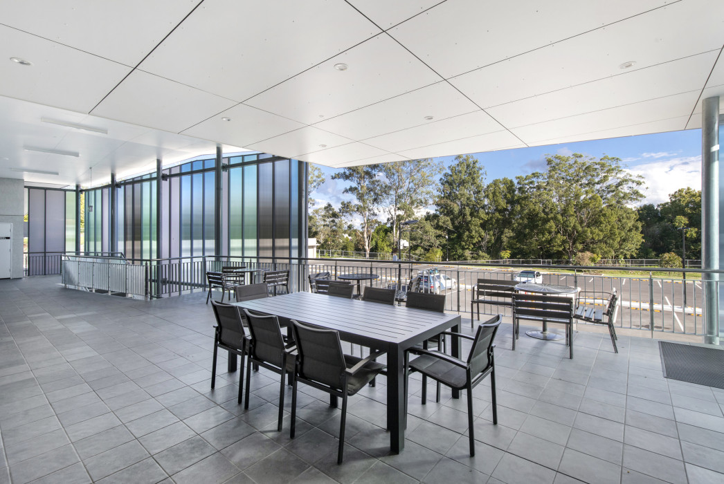 Caboolture Police Station and District head quarters, Phillips Smith Conwell Architects, PSC architects, brisbane architect, queensland architect, police station architecture, law and order architecture, police headquater design, queensland police