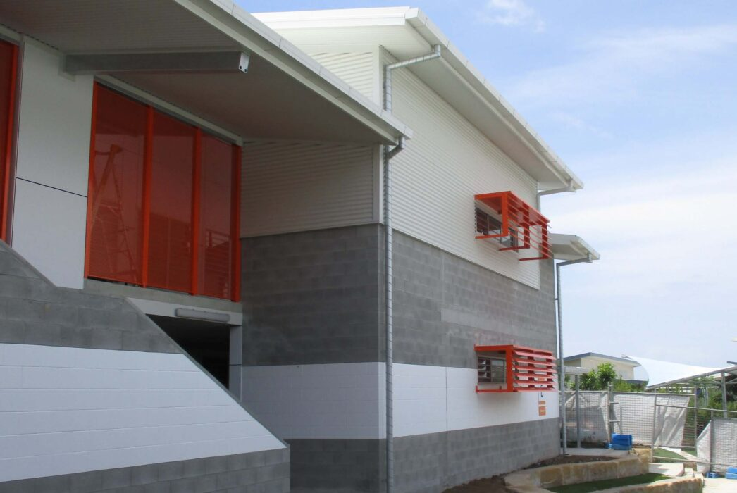 DoE Griffin SS New 4 GLA Prep Junior Building